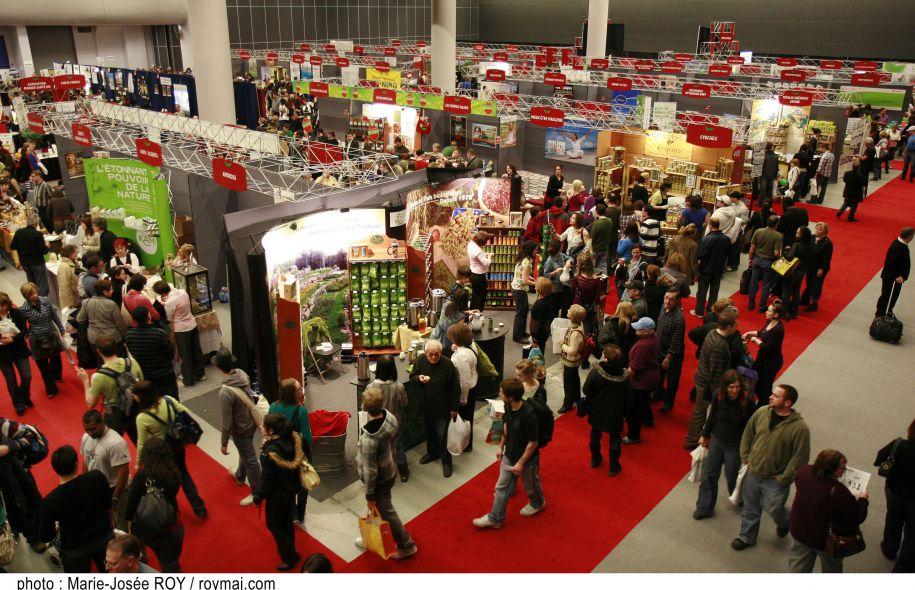 Expo Franchise et Occasion d'affaire le 14 et 15 avril à Montréal