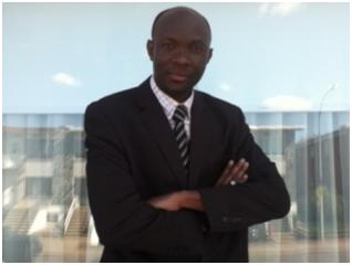 Serial entrepreneur Pierre Marc Ngamaleu