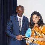 Professionnels de l'année (Femme Professionnelle Inspirante) – Officière de ciblage