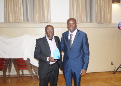 M. Étienne René Mbam Mbam & M. Pierre Marc Ngamaleu