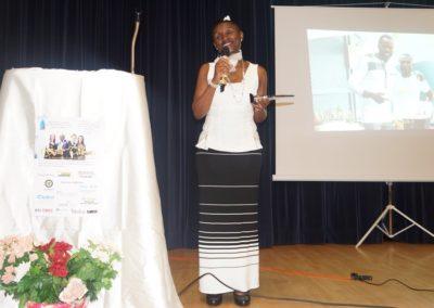 Mme Flavie Tchoko Yamako