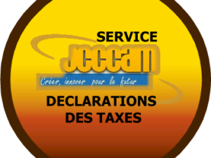 SERVICES DE DECLARATION DE TAXES