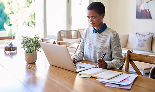 5 Top tips on how to work from home effectively
